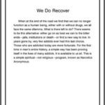 We do Recover image